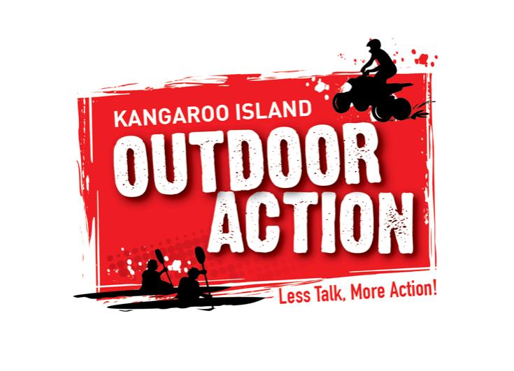 Kangaroo Island Outdoor Action - logo