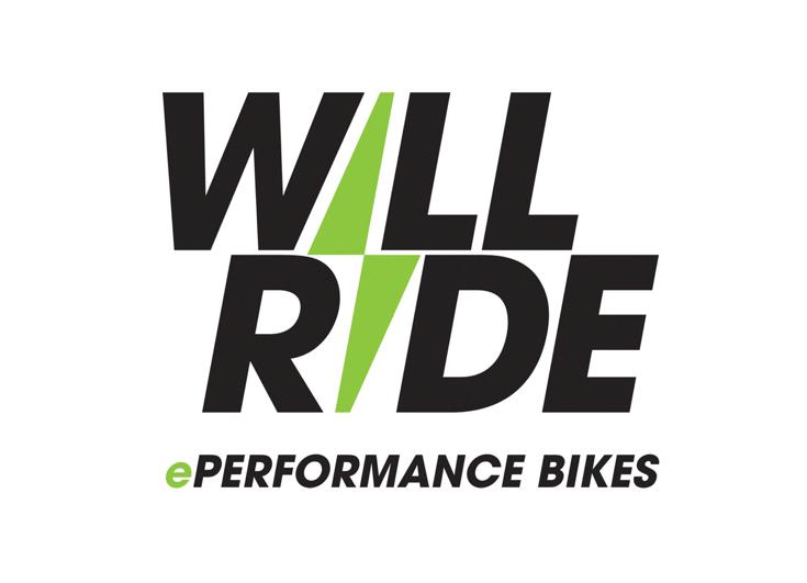 Will Ride - logo